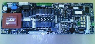 Platine EASY CONTROL bleue 526004
