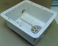 Partie extérieure de bac à lessive machines R/RS/F/FS/C PRI505040027