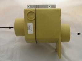 Vanne de vidange diam 50mm droite 209/00463/00