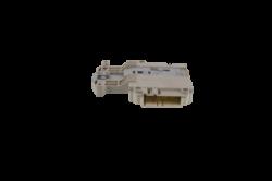 Serrure complète machine à laver IPSO CW8 et SPEEDQUEEN HORIZON petite porte référence 685429