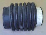 Durite de vidange diam 80-16 mm caoutchouc 6 anneaux de la cuve à la vanne de vidange machines F16 Primus références 223101401114  EX: PRI504000092 / 273124080151
