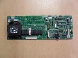 Platine EASY CONTROL verte pour machine P06-P07 (une seule rangée de relais) référence 516695