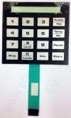 Clavier pupitre 16 touches pour programmateur MK 1 référence PRI348000102