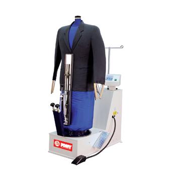 Mannequin universel pour veste PONY MG alimentation sur réseau vapeur