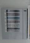 Distributeur de dosettes 6 produits (EUROSNACKY) 6 rangées pour 6 produits model ELECTRO 6CP6