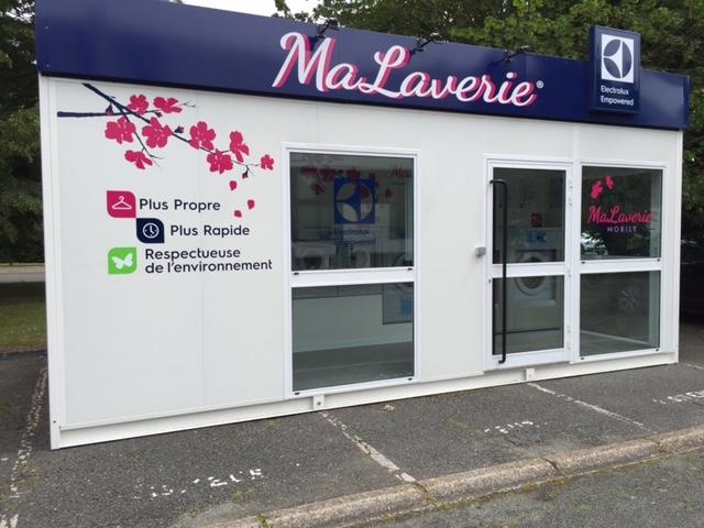 Les solutions laverie automatique Ma Laverie