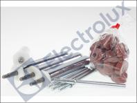 KIT 4 AMORTISSEURS ELECTROLUX REFERENCE 472990125