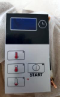 PUPITRE KEY BOARD CLAVIER EASY CONTROL MODEL 2 à partir de 2016 séchoir PRIMUS T tous types REFERENCE 556099