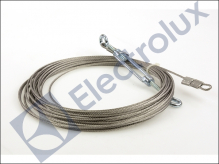 CABLE ACIER DE PORTE DE FILTRE SECHOIR ELECTROLUX REF : 487243611