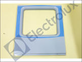 FACADE GRISE ELECTROLUX W455H REF : 472990608
