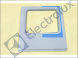 FACADE GRISE ELECTROLUX W555H REF : 472990621