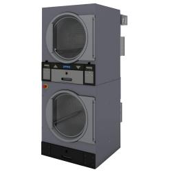 Séchoir double DX1313 PRIMUS 2 x 14 kilos  Chauffage Electrique, Tambours Inox