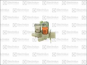 ELECTROVANNE 3 VOIES NYBORG REF : 471823664